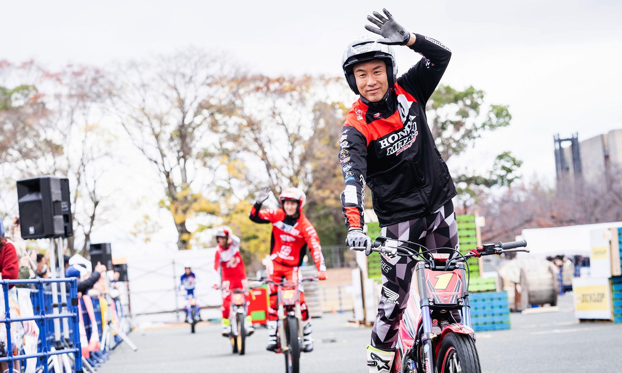 Tomoyuki Ogawa Official